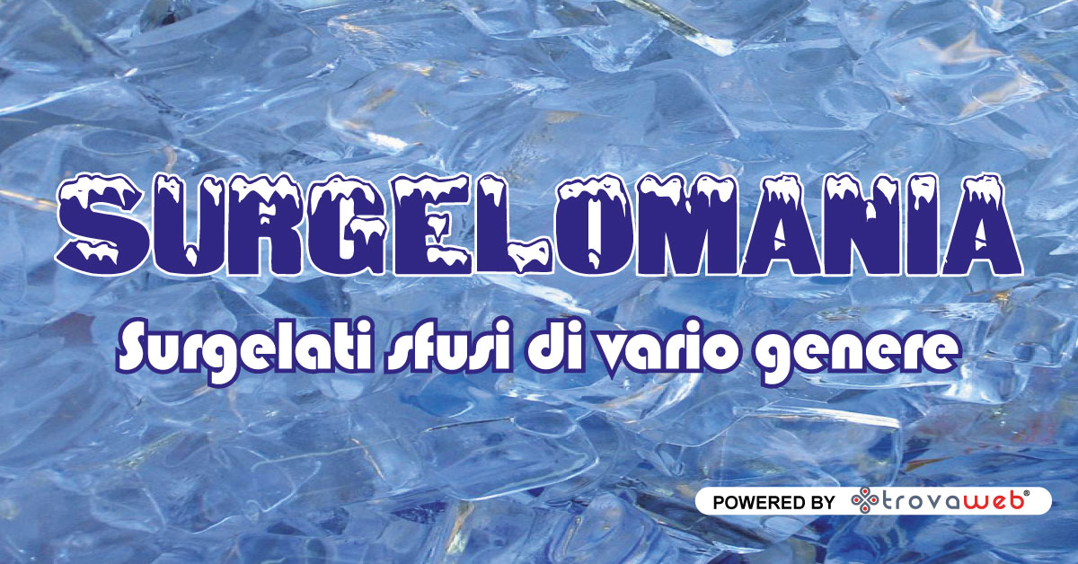 Surgelomania - Masse gefroren in Messina