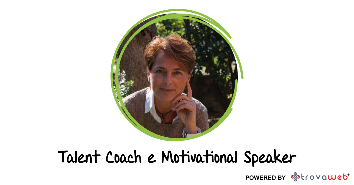 Consolata Bollati Talent Coach e Motivational Speaker