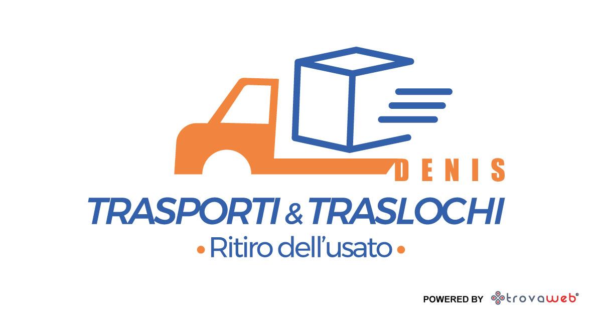 Ritiro Mobili Usati Trasporti e Traslochi Denis - Palermo