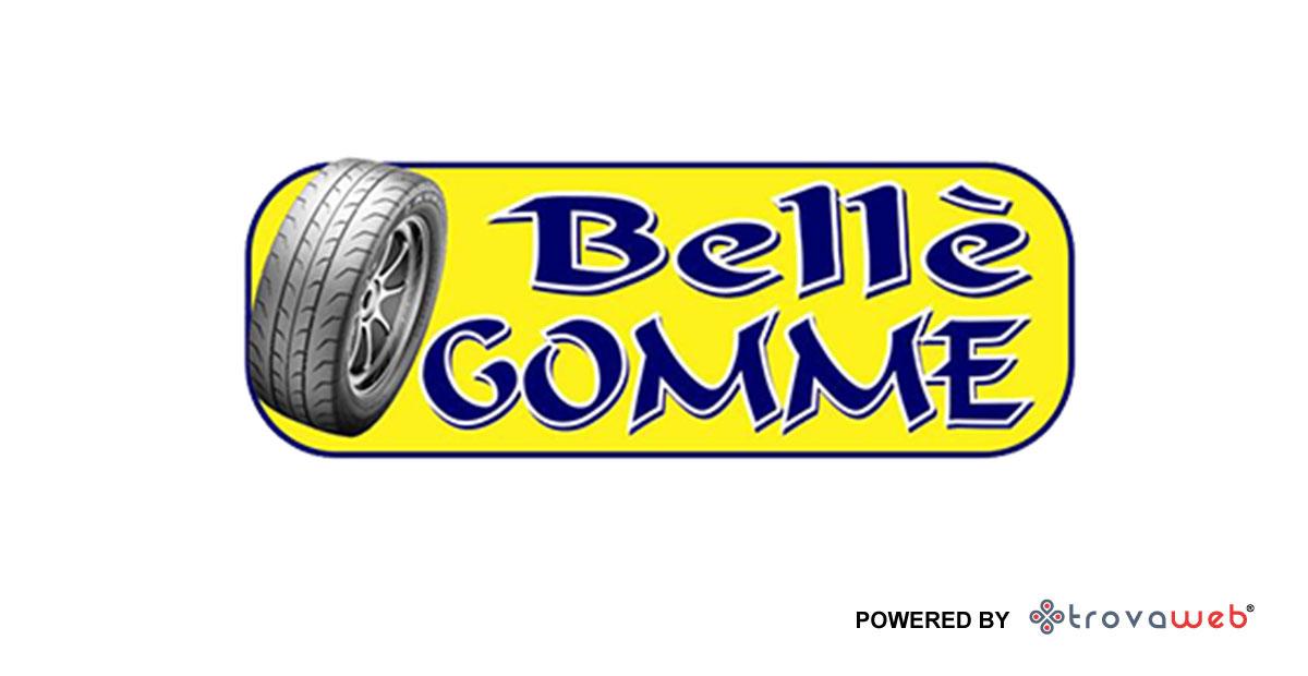 百丽轮胎销售与服务轮胎 - 雷焦卡拉布里亚