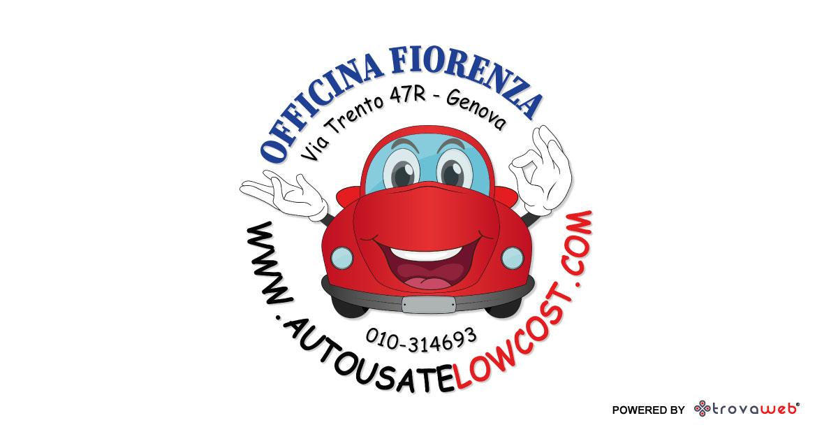 Autoverkäufe und billige Mietwagen - Genua