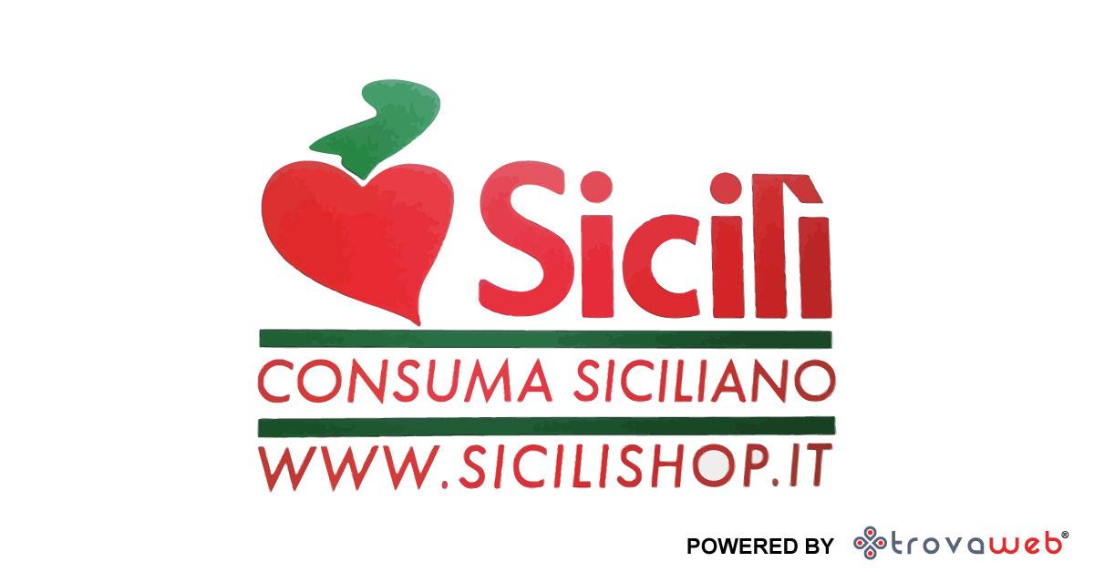Prodotti Siciliani Tipical Food - Palermo