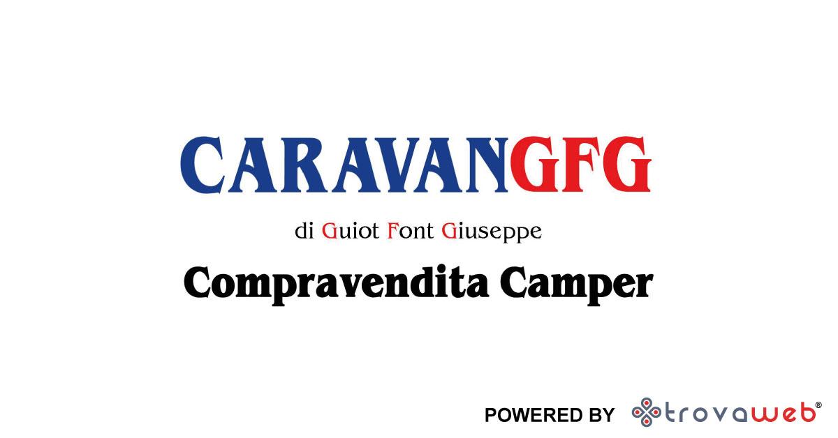 Vendita Roulotte CaravanGFG - Fossano - Cuneo