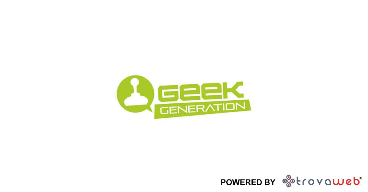 Videogames Geek Generation - Palermo