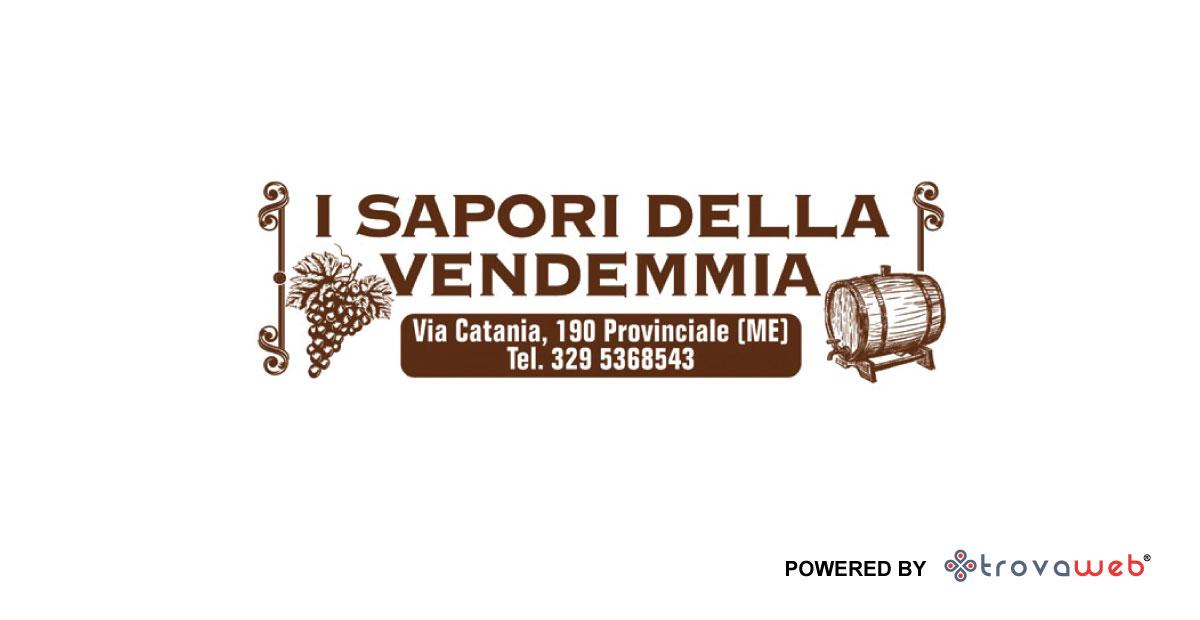Vino a granel Los sabores de la cosecha - Messina