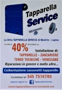 Riparazione Zanzariere Tapparella Service - Torino