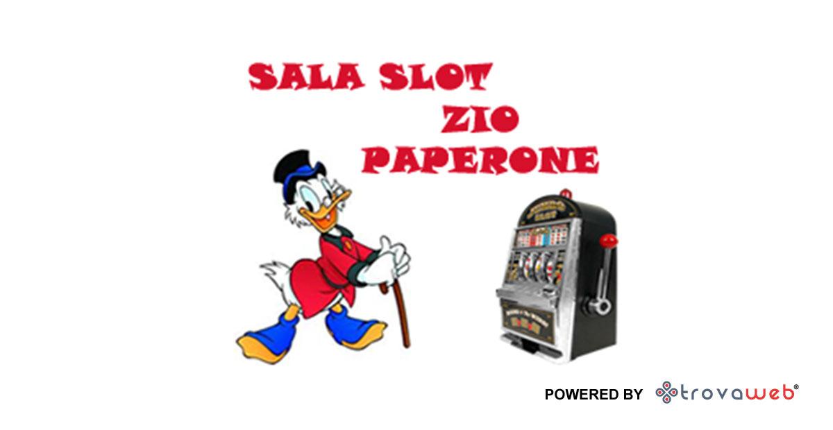 Uncle Scrooge slot Room - Billard - Table Football à Barcellona Pozzo di Gotto