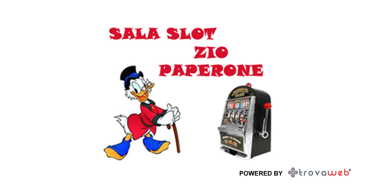 Igumbi leMalume Scrooge Slot - Amabhiliyade - Ibhola lethebula eBarcellona Pozzo di Gotto